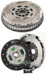 LUK DUAL MASS FLYWHEEL DMF CLUTCH KIT CSC VOLVO S40 MK1 SALOON & V40 VW EST